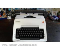 vendo maquina de escribir Olympia