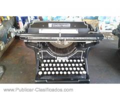 vendo maquina de escribir Underwood