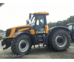 Tractor que debe venderse: JCB 8250