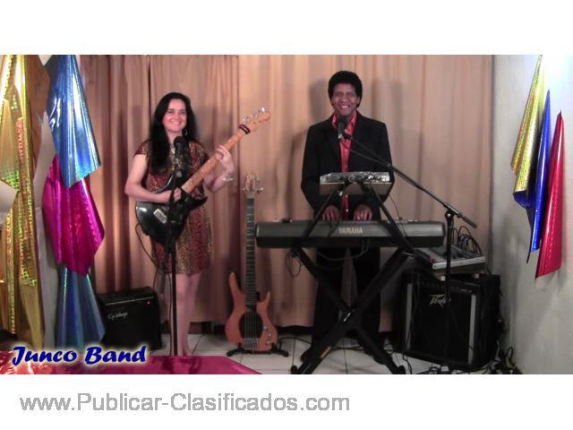 Junco Band Grupo musical /pop, salsa, latin y mucho más