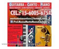 ALMAGRO Canta y tocá tus canciones en solo meses!!!