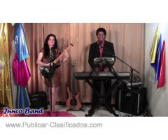 Junco Band Grupo musical /pop, salsa, latin y mucho más