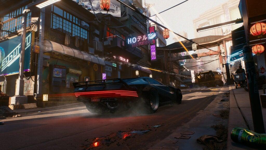 Cyberpunk 2077 revisión